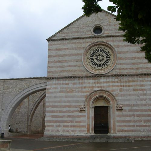Basilica of St. Clare - Assisi